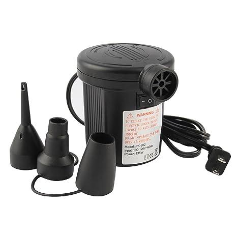 futurebatt® AC Bomba de aire eléctrica inflador/deflactor/tetera ...
