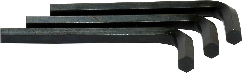 Wrenches Hex Wrench M3 Hexagon Keys Bolt Base 3mm Metric Short Arm Allen Key 10 Key