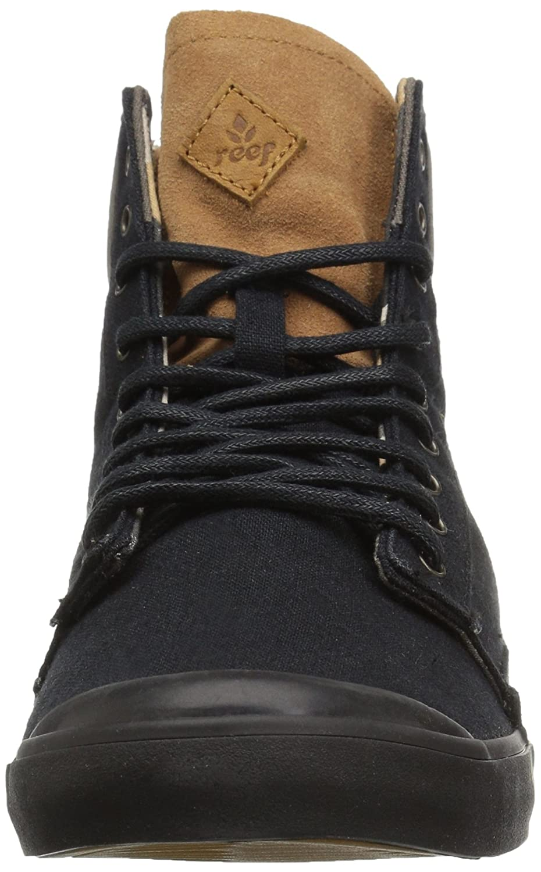 Reef Schwarz/Charcoal Frauen Fashion Sneaker Schwarz/Charcoal Reef 82f1b1