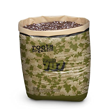 Amazon Com Roots Organics Formula 707 3 Gallon Mini Bag 3 Dry