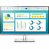 HP EliteDisplay E273 27-inch Anti Glare Ips Full HD Monitor with VGA (Black and Silver)