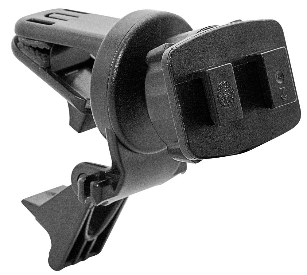 Arkon Replacement or Upgrade Air Vent Car Mounting Pedestal Dual T Pattern Compatible GN057-SBH