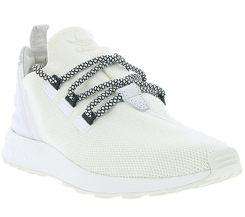 550eae01c adidas Originals ZX Flux ADV X White  Amazon.co.uk  Shoes   Bags