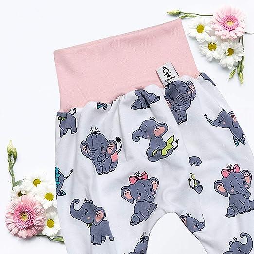 Sharlene Wende Jacke Baby Elefanten Rosa M/ädchen Wendejacke in Mitwachsgr/ö/ßen handgefertigt in Deutschland