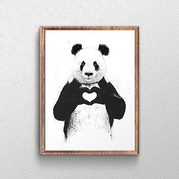 Amazon.com: Large 35x23 inch Polar Bear and Cubs Poster Print ...
