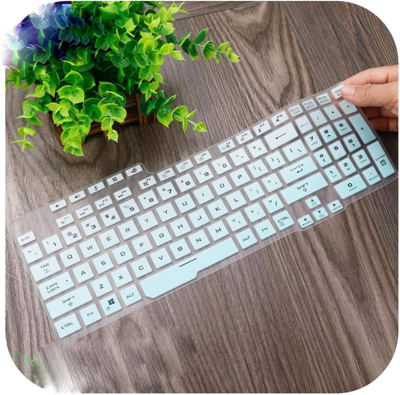 Protector de teclado para portátil ASUS ROG Strix Scar 17 ...