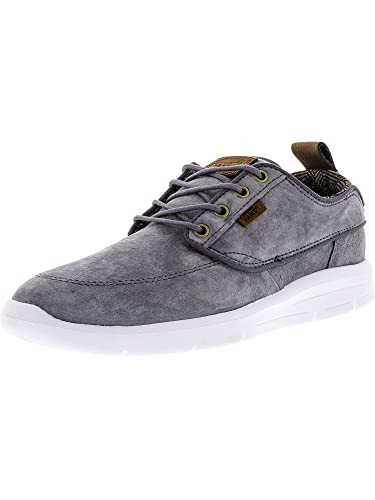 9c3a481c4c79c0 Vans Men s Brigata Lite Lace-Up Sneakers (s-l) black white 6 US  Buy Online  at Low Prices in India - Amazon.in
