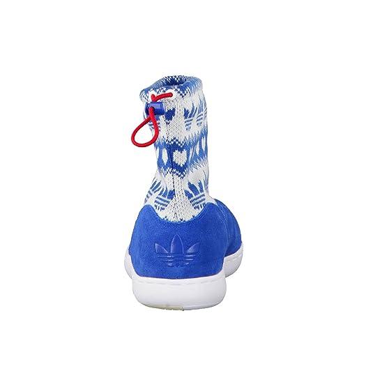 adidas OriginalsM ATTITUDE WINTER M - Botines Mujer, color Azul, talla 42 2/3 EU: Amazon.es: Zapatos y complementos