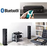 Sony Bluetooth Connectivity 2 Channel Stereo