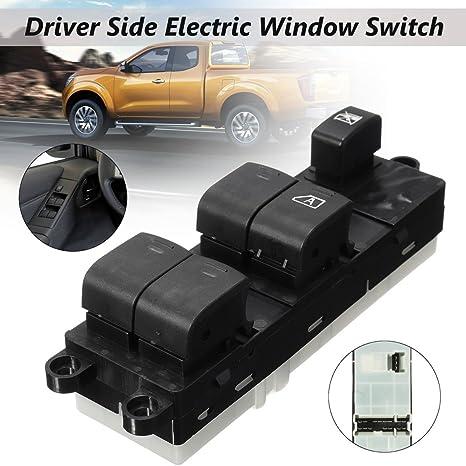 CC&CCA Elevalunas de Interruptor para Nissan Pathfinder R51 Navara König Cab Pickup OEM 25401 de eb30b