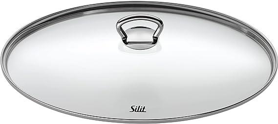 Silit 2151266099 Couvercle Verre Transparent 36 cm