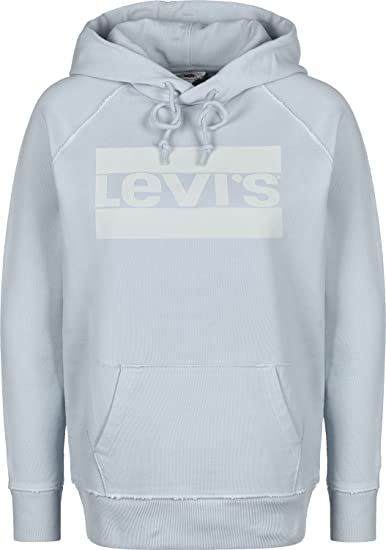 Levi's ® Graphic Sport W sweat à capuche blue: