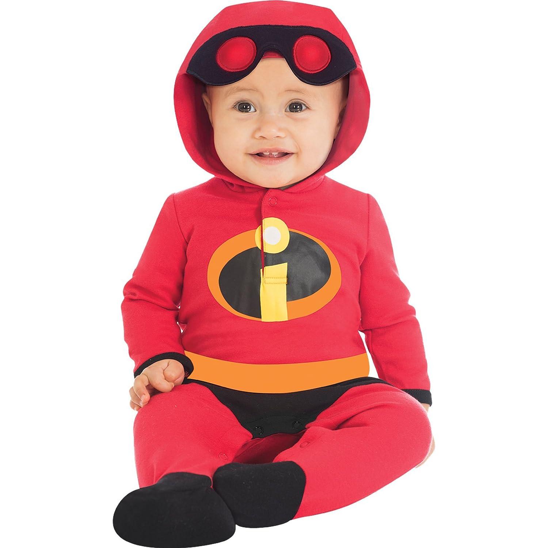 Generique Costume Jack Jack Gli incredibili Bebe 0-3 Mesi Costume Jack Jack Gli incredibili Bebe 0-3 Mesi