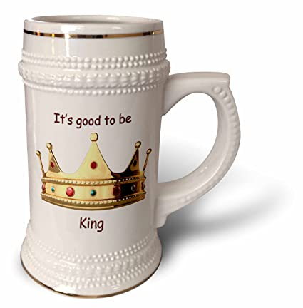 Amazoncom Funny Quotes And Sayings Its Good To Be King 22oz