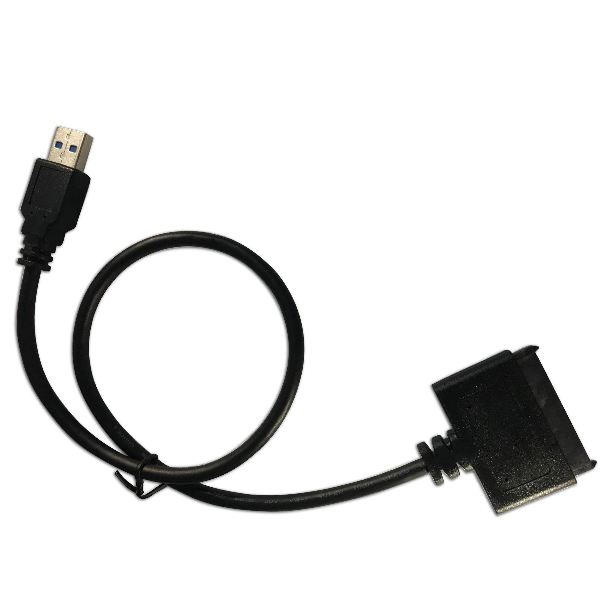 "StarTech.com USB 3.0 to 2.5"" SATA III Hard Drive Adapter Cable w/ UASP – SATA to USB 3.0 Converter for SSD/HDD - Hard Drive Adapter Cable by StarTech"