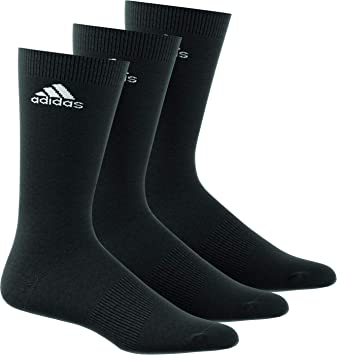 282b683afa5af adidas - Per Crew - Chaussettes (3 paires) - Mixte Adulte  Amazon.fr ...
