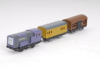 Amazoncom Thomas Friends Trackmaster Railway System Splatter