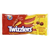 Twizzlers Sweet and Sour Filled Twists, 343 Gram