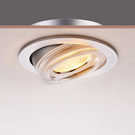 Obsess 8w 4 inch gimbal directional led recessed lighting fixture obsess 8w 4 inch gimbal directional led recessed lighting fixture adjustable eyeball recessed ceiling aloadofball Choice Image