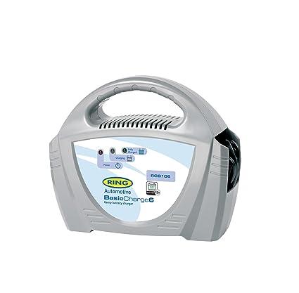 ring RECB106 Cargador de batería para vehículos - Cargadores de ...