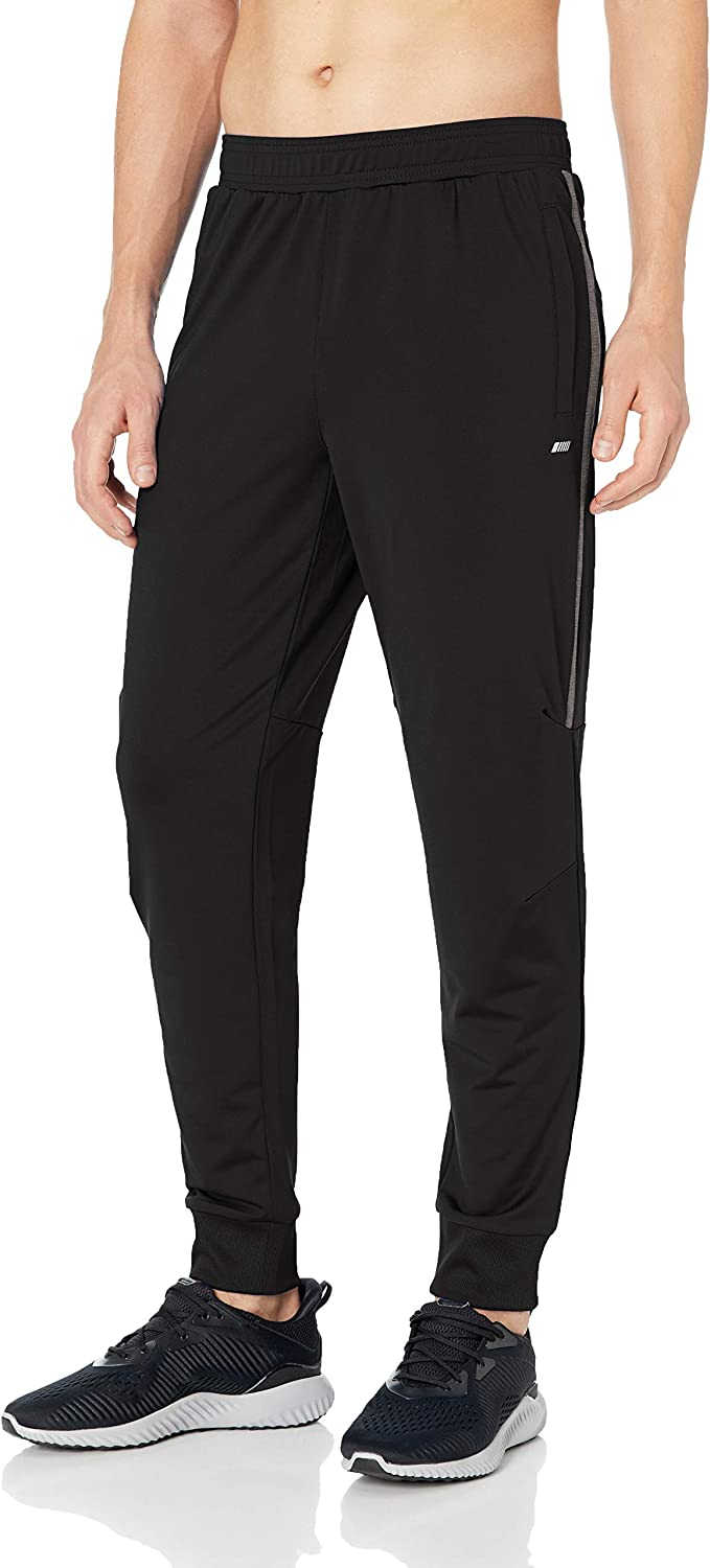 Essentials Men's Performance Track Stretch Jogger Pant: Clothing