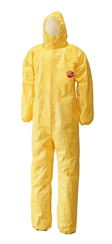 DuPont Tychem C Std CHA5/Tuta da lavoro giallo Yellow 1 M