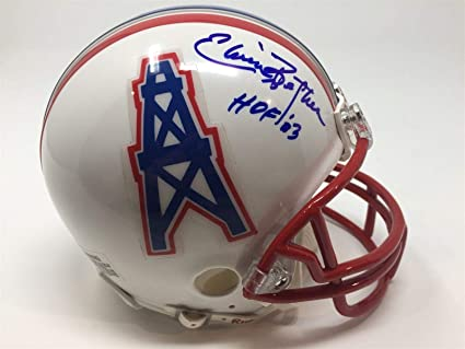 c6aabc6bf Image Unavailable. Image not available for. Color: Autographed Elvin Bethea  ...
