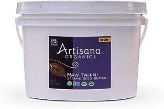 product image for Artisana Organics Raw Tahini Sesame Seed Butter, 8 lbs