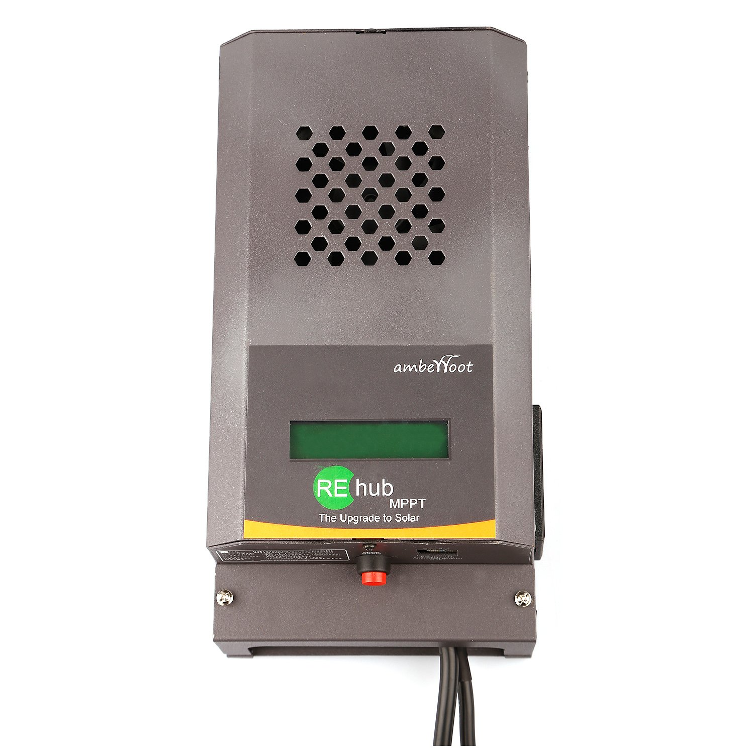 Amberroot Systems Rehub Mppt 12 24v 40a That Add Solar To Existing Series Wiring Pv Panels Backup Inverter Garden Outdoors