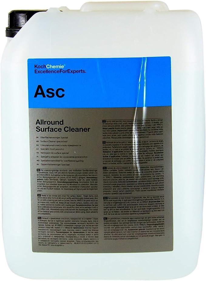 Koch Chemie Asc Allround Surface Cleaner Oberflächenreiniger Spezial 10 Liter Auto