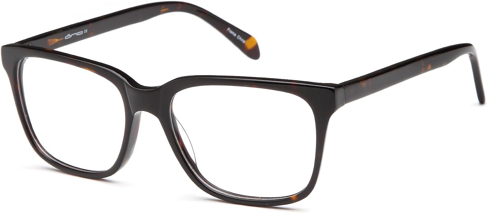 Amazon.com: Mens Prescription Glasses Frames Rxable in Large ...
