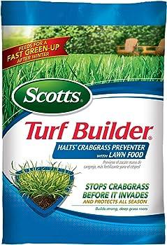 Scotts 32367F Turf Builder Halts Pre-Emergent Herbicide
