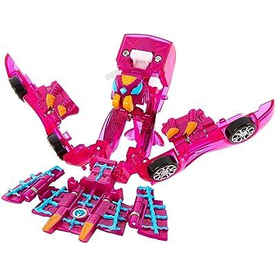 Mecard Mantari Deluxe Mecardimal Figure, Pink: Toys & Games