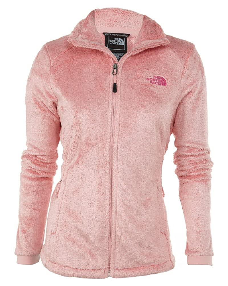 1bdecfe9d THE NORTH FACE Pink Ribbon Osito 2 Jacket Women's Ballet Pink S ...