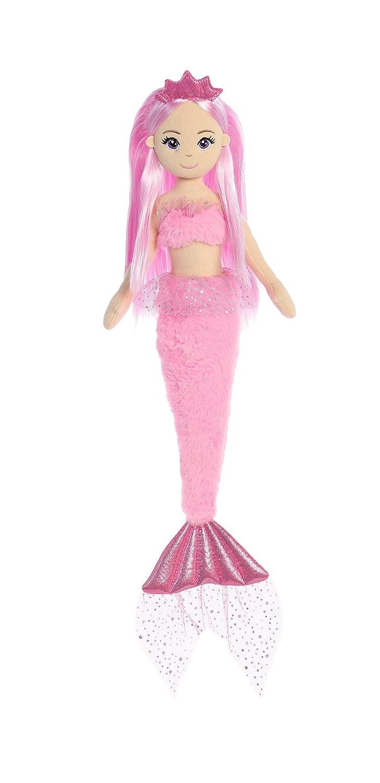 Pink 33253 Aurora World Sea Sparkles Ice Shimmers Mermaid