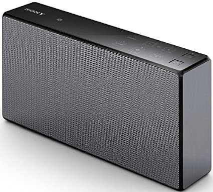 Sony SRS X55 Premium Wireless Speaker With Bluetooth And NFC Black