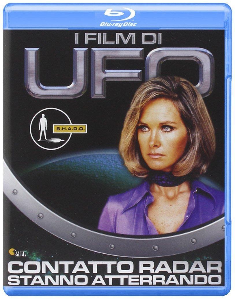 Ufo - Contatto Radar Stanno Atterrando Italia Blu-ray: Amazon ...