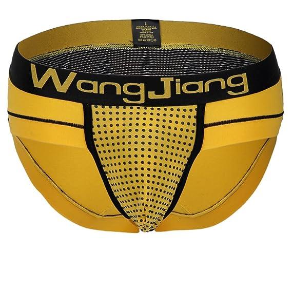 Honghu Slip Bolsa de Mallas para Hombre,talla XL