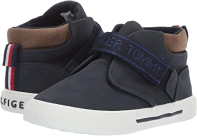 3272b3050 Image Unavailable. Image not available for. Color: Tommy Hilfiger Kids Baby  Boy's Rocky Bragg (Toddler) Peacoat 5 M US Toddler
