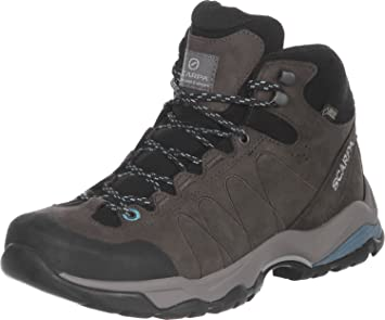 Scarpa Moraine Plus Mid GTX Women - charcoal/air 5mpIiM