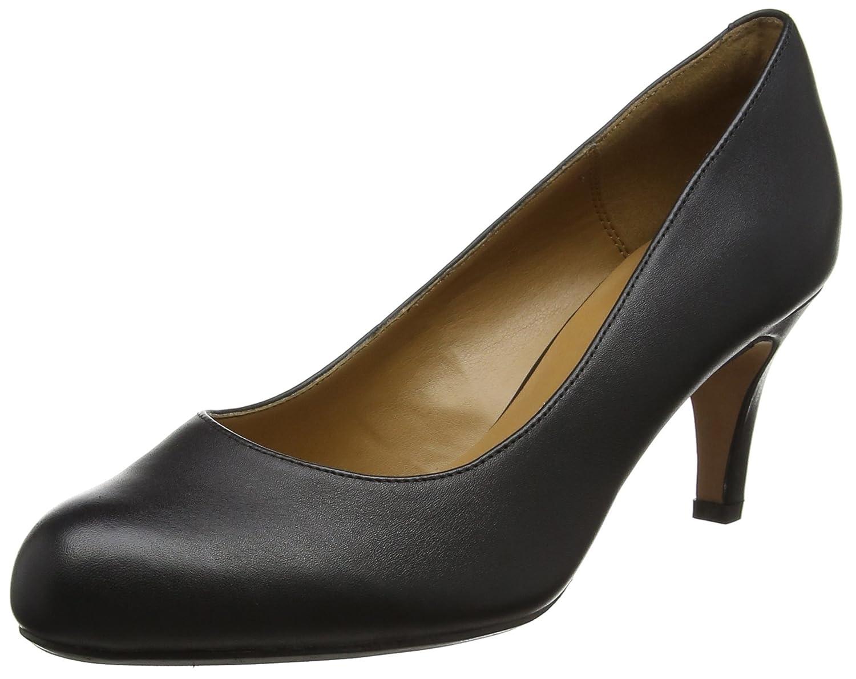 TALLA 41 EU. Clarks Arista Abe, Zapatos de Tacón para Mujer