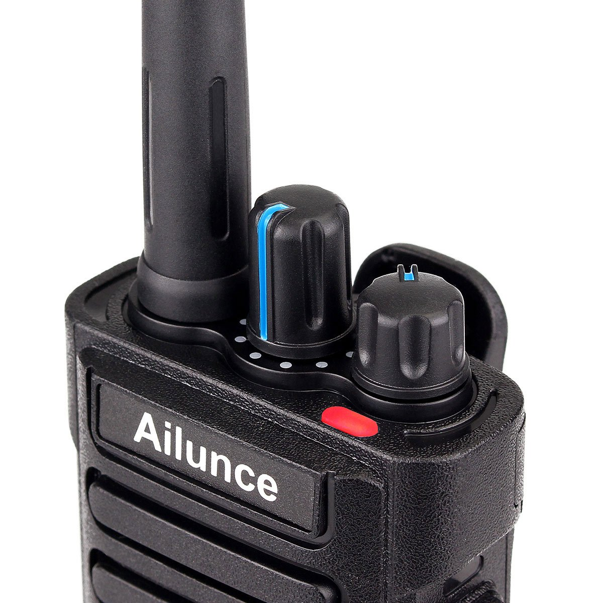 Ailunce HD1 DMR Digital Ham Radio Dual Band Dual Time Slot 10W 3000Channels 100000 Contacts 3200mAhz Waterproof long Range Two Way Radio with FM Function and Programming Cable(Black,1pack) by Ailunce (Image #3)