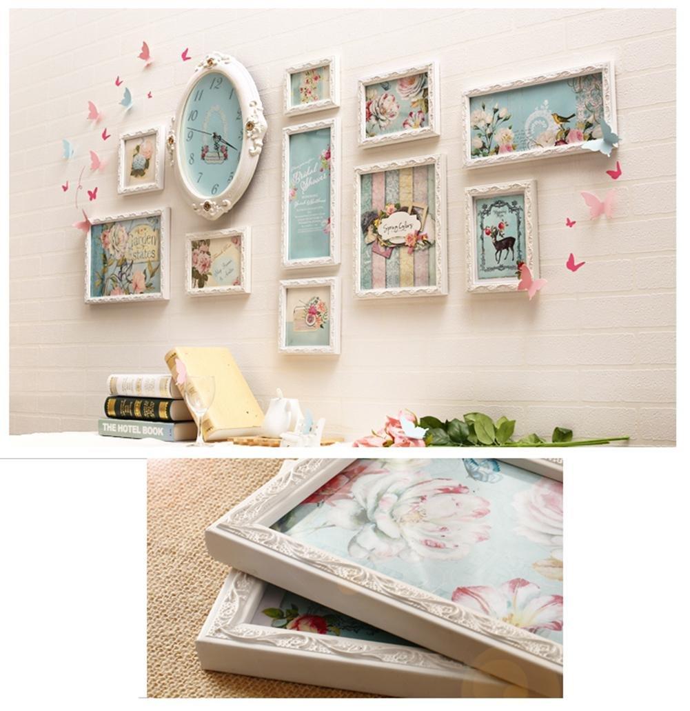 Großzügig Wandbildrahmen Collage Bilder - Benutzerdefinierte ...