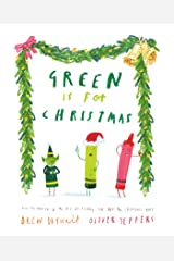Green Is for Christmas Kindle Edition