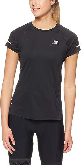 t shirt running new balance femme