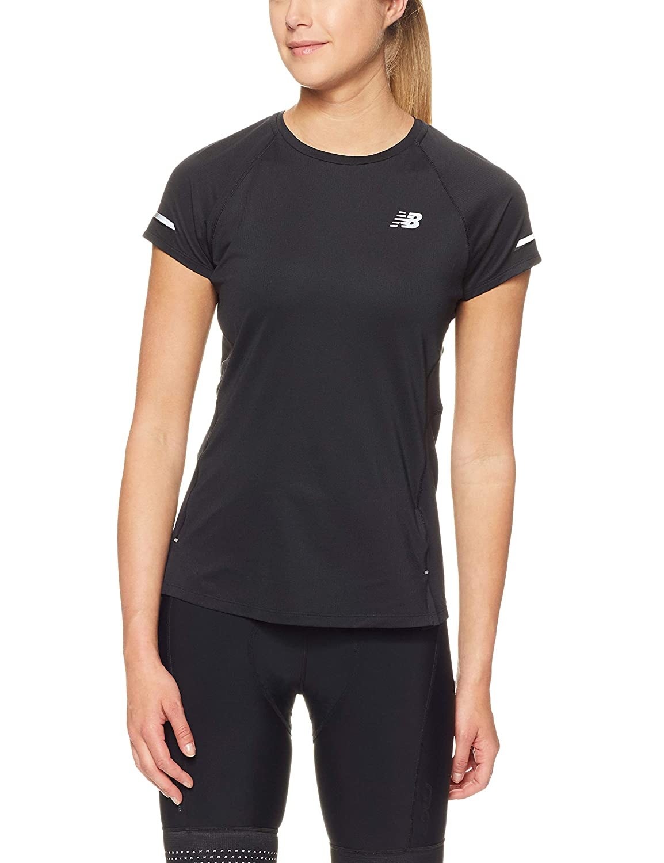 f0a505e6ad83e Amazon.com: New Balance Women's Nb Ice 2E Short Sleeve: Clothing