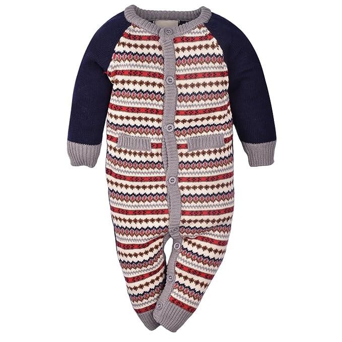 ZOEREA sudaderas niño Suéter sweater peleles bebe invierno suéter navidad 0-20 meses: Amazon.es: Ropa y accesorios