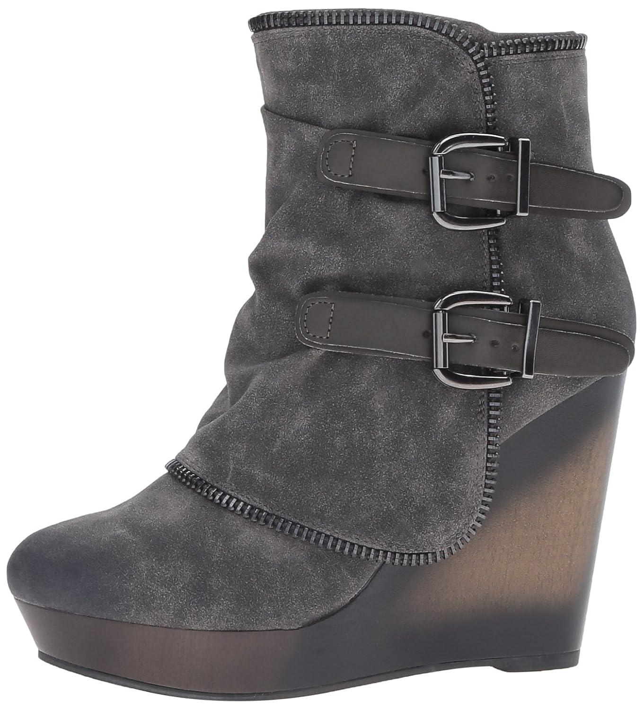 Not Rated Women's Gemini B(M) Ankle Bootie B01COQ119Q 6 B(M) Gemini US Grey ee0d36