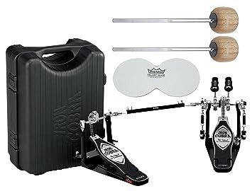 TAMA HP900PWN Iron Cobra 900 Series Power Glide Double Bass Drum Pedal W Case