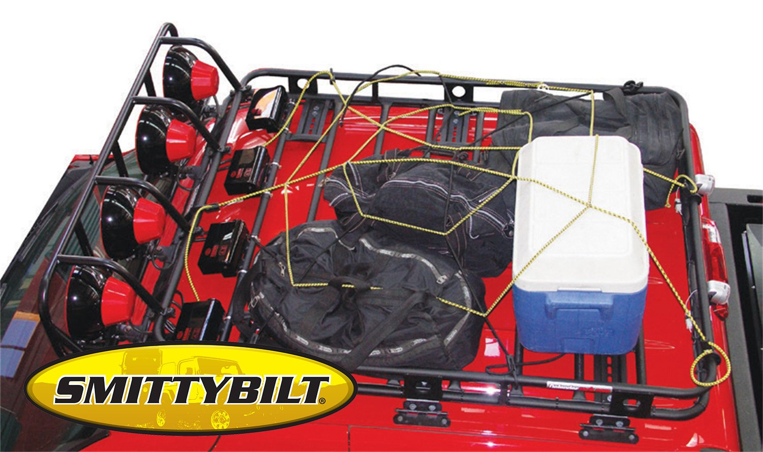 Brightt (S/B-FQM-792) Roof Rack Cargo Net by Brightt